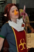 Medli at Supercon 2010 by makeshiftwings30