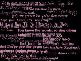 Mayday Parade Background :D by sari-luv