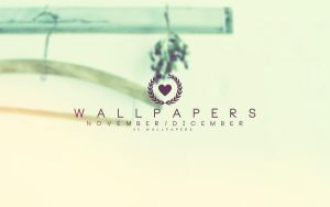 November Dicember - Wallpapers by Ihavethedreamersdise