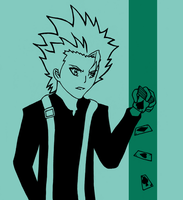 Bleach Suits: Hitsugaya by Odd-One-Out