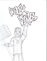 Fuck War by Live2Fight