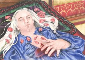 The Death of Lucius Extended by tavington