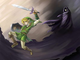 Twilight Princess by BogusRed