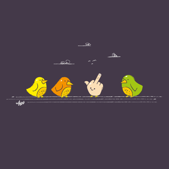 Birds! by NaBHaN