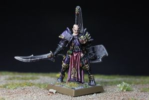 Champion of Slaanesh by Insuppressible
