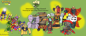 International Bug Council by Duckyworth
