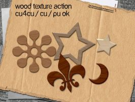 Wood Texture Action by slavetofashion69