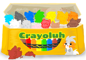Crayoluh by Chalk-Q