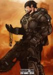 Gears of war 2 fan vector 2014 by KHUANTRU