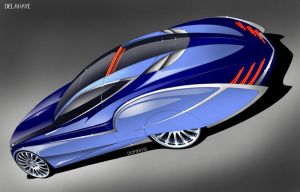 Delahaye Revival by MDominy