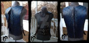 Dragon back harness by Feral-Workshop