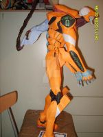 EVA 00 papercraft part2 by NothinToSay