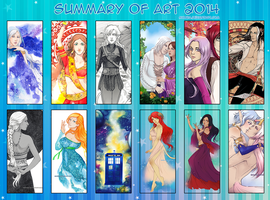 Summary 2014 by sionra
