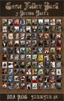 Game Folder Pack 3rd-person part 1 by lewamora4ok