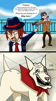 SPOILER Fondue is trolling ya by Celestine-Dragon