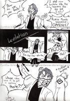 Aizen Bloopers by AthelLoren-wardancer