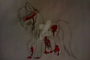 ~ I'm a Surviver (Gore/Violence) ~ by 1KnucklesTheEchidna1