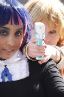 Panty and Stocking: Shoot by LovelessXSpirit