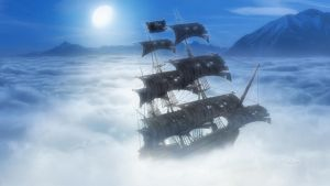 Ghost Ship by solidtantrix