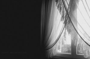Behind the window by lyyy971