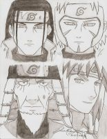 Konoha's Elite by OrbitingMoon