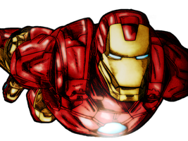 IronMan by Sass-Haunted
