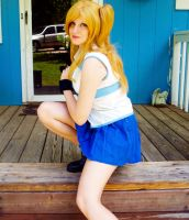 Lucy the Celestial Spirit Mage by Hikari-Cosplay