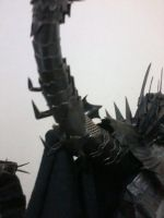 sauron replica metal by GatoNoturno