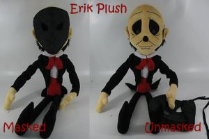Erik Plush - Final by Biskuits