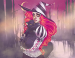 Witchy Woman by Spooktastical
