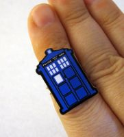 Blue Box Ring by egyptianruin