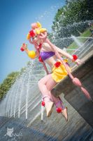 Sailor Moon - CereCere 2 by Rubyrelle