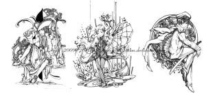 aph: dessins inacheves by ryuusei-illusion