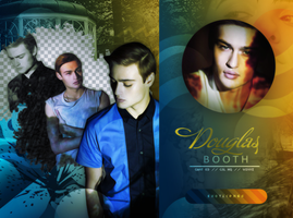 Pack Png 1109 // Douglas Booth. by ExoticPngs