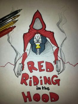 Red Riding in the Hood by ProfBacon