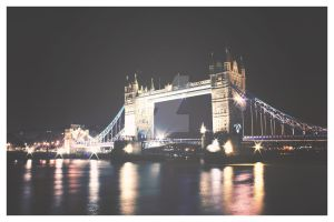 Tower Bridge, London by TheLovingKind89