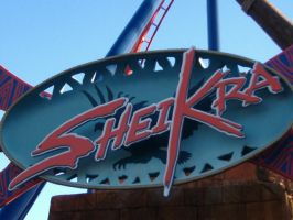 Sheikra sign by leoslittlebride