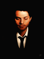Castiel by TheFlyingCat