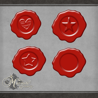 Wax Seal by DaydreamersDesigns