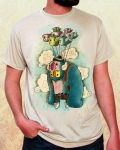 threadless - the traveller by A23toyart