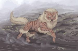 150+ project: arcanine by edface