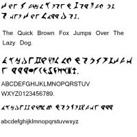 Type Klingonese With Ease - Klingonese Font! by TheNinthWaveTNW