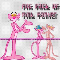 png pink panter +6 by fromyesterdaay