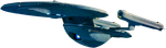 Star Trek The Undiscovered Country Excelsior png by ENT2PRI9SE