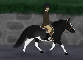 Poetry In Motion - Schooling Show US by crazykate1