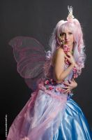 Spring Fairy - Original by Selhin
