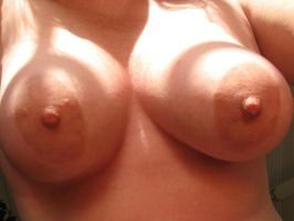 Are my areolas too big? by lunaart44