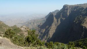 Simien Mountains 2 by fuguestock