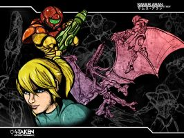 4Taken - Samus Study by Team4Taken
