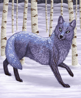 Nunuar, Month of the Wolf by DreyaCira